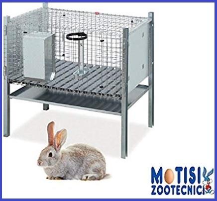Abbeveratoio per coniglio completa