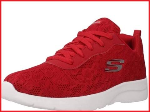 Scarpe Skechers Donna Rosse
