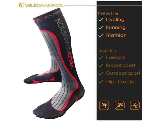 Calze Sportive A Compressione Per Vari Sport