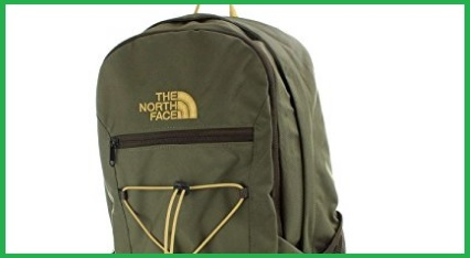 Zaino sportivo the north face da uomo