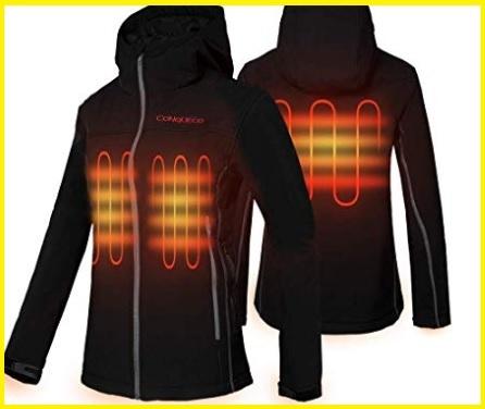 Abbigliamento termico riscaldato moto