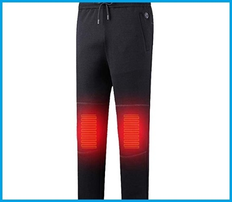 Pantaloni riscaldati usb