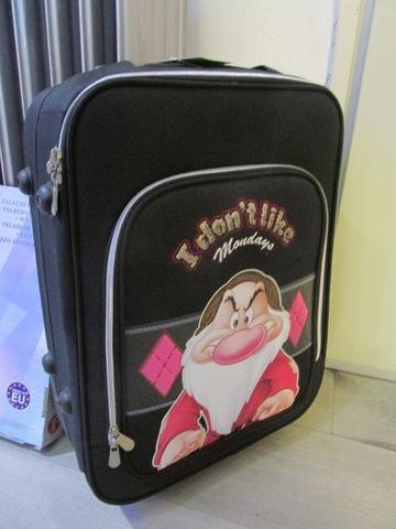 Trolley e valigie da viaggio