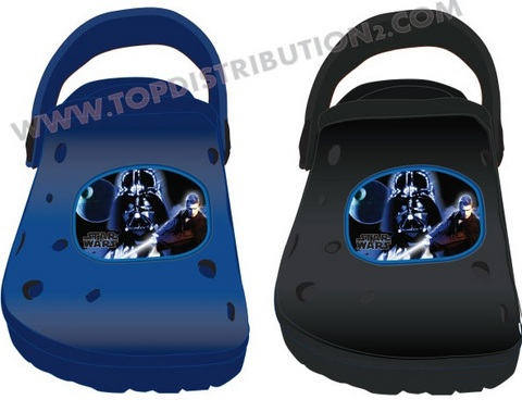 Le originali! crocs star wars