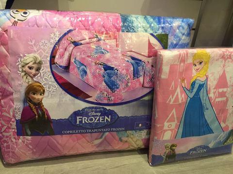 Set letto delle sorelle frozen