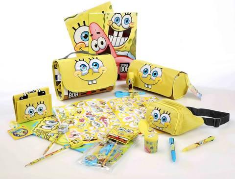 Accessori di spongebob