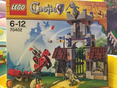 Costruzioni lego castle