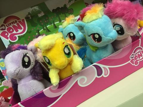 Pelo che dei cavallini little pony