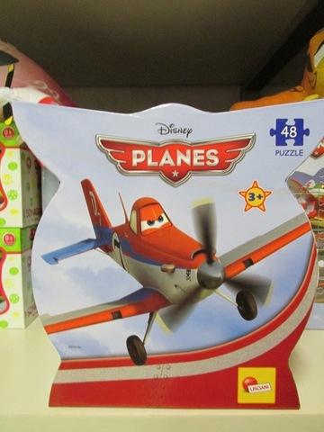 Fantastico puzzle della disney di planes