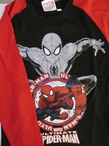Fantastica maglia dell'uomo ragno