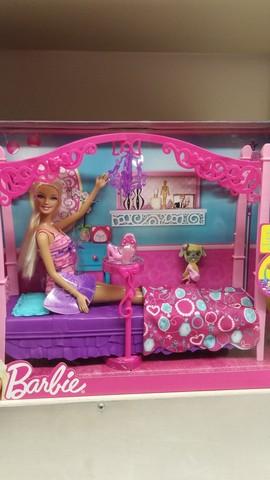 Letto Di Barbie Mattel ~ Design Per la Casa e Idee Per Interni