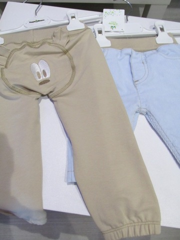 Pantaloni vari colori della collezione di pluto