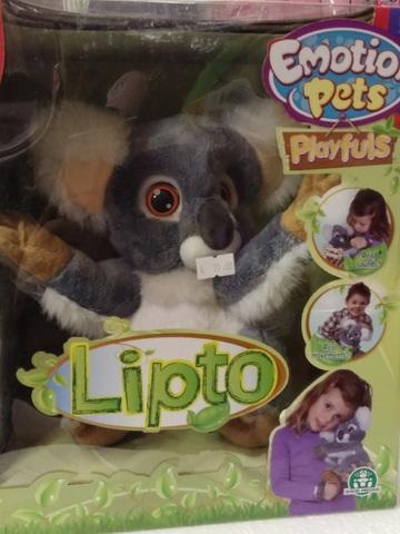 Divertiti con il peluche lipto il koala