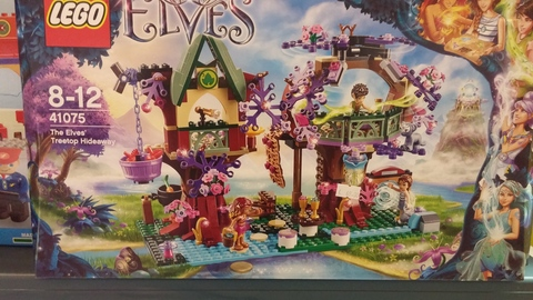Il fantastico mondo di elves lego
