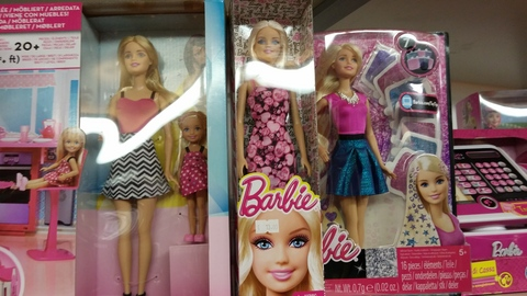 Vieni a scoprire la collezione delle barbie