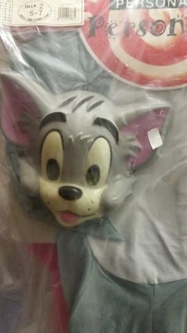 Costume Di Carnevale Di Tom E Jerry