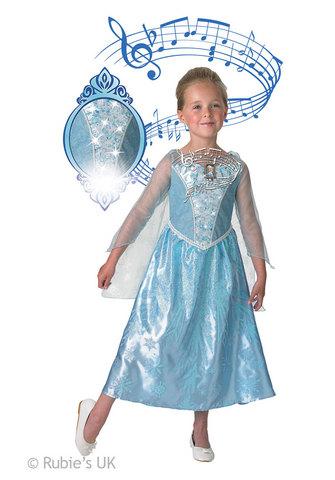 Costume Di Carnevale Frozen Che Canta
