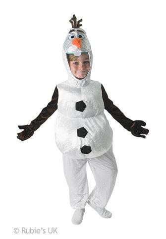 Costume Di Carnevale Di Olaf