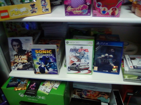 Giochi E Console Ps3 Ps4 Xbox E Nintendo Usato Garantito
