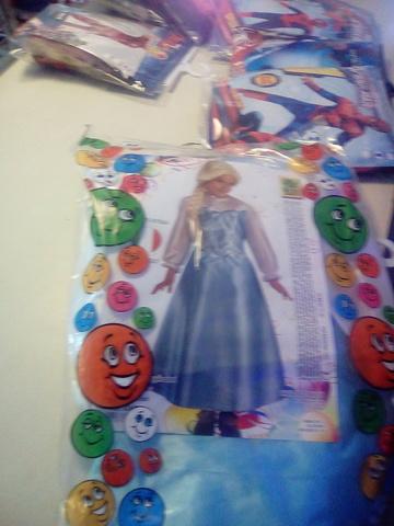 Vestito Carnerva  Frozen