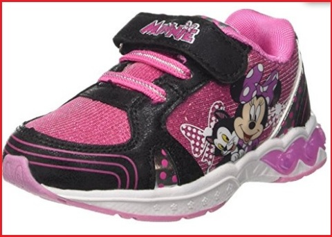 Sneakers disney bambina vari personaggi