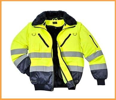 Abbigliamento lavoro alta visibilità