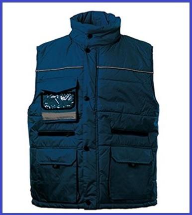 Abbigliamento da lavoro invernale uomo