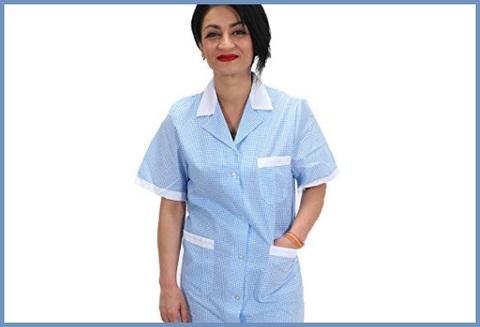 Abbigliamento Da Lavoro Donna Impresa Pulizia