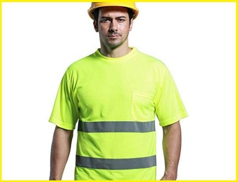 Abbigliamento Alta Visibilità Lavoro