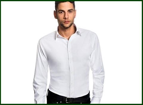Abbigliamento Elegante Uomo Aderente