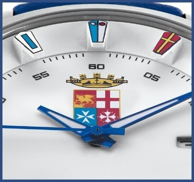 Orologio Blu Marina Militare