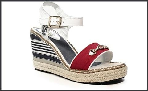 Calzatura Sandalo Da Donna