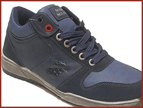 Marina Militare Sneaker Blu