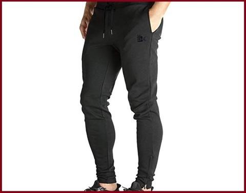 Pantalone Tuta Slim Fit
