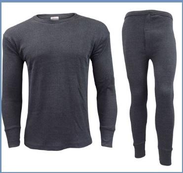 Abbigliamento termico online maglia e pantalone
