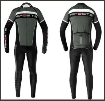 Abbigliamento Termico Maglia E Pantalone Per Ciclismo