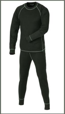 Abbigliamento termico maglia e pantalone unisex e aderente