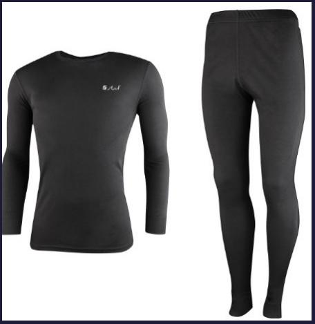 Completo Maglia E Pantalone Aderente Per Uomo