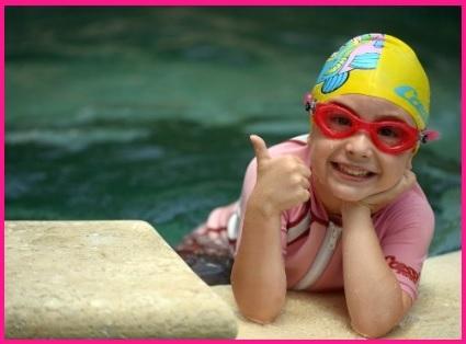 Body Termico Rosa Per Bambina In Neoprene