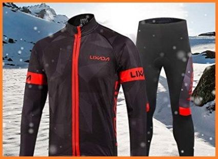 Abbigliamento termico invernale per montagna