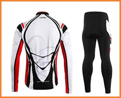 Abbigliamento Termico Ciclismo Uomo