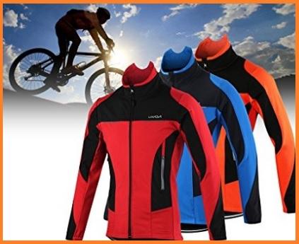 Abbigliamento invernale ciclismo