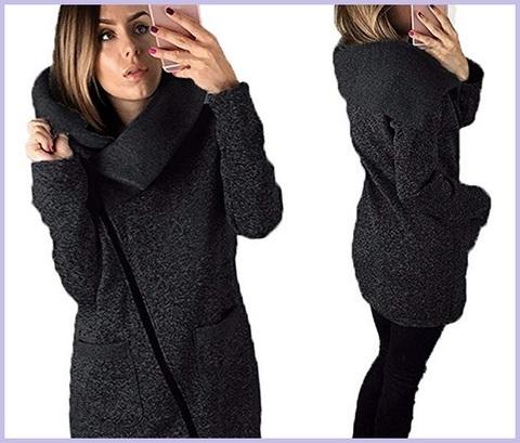 Abbigliamento invernali forti taglie