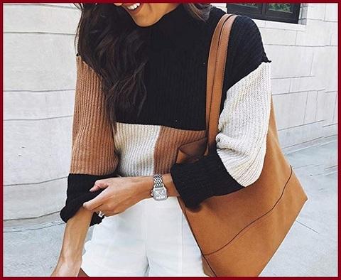 Abbigliamento donna taglie forti autunno