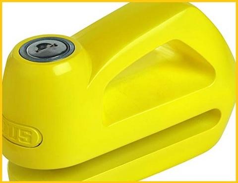 Abus moto allarme giallo