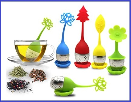 Accessori Da Tè Colorati
