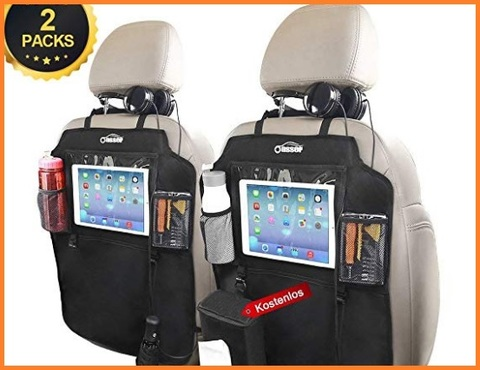 Accessori da viaggio per auto