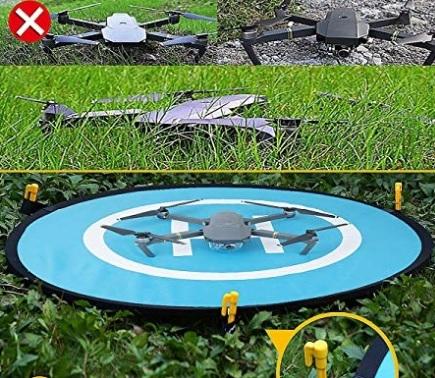 Acccessori Droni Atterraggio