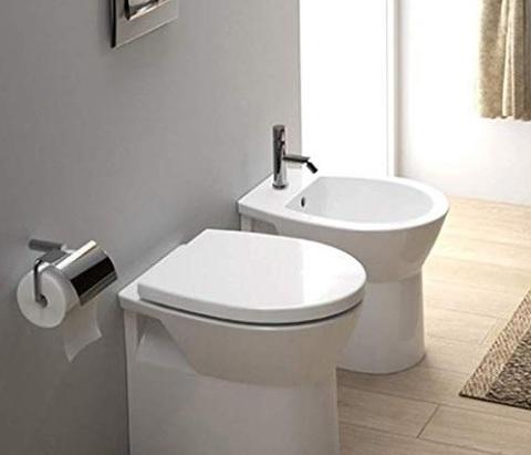 Accessori e sanitari bagno bianco
