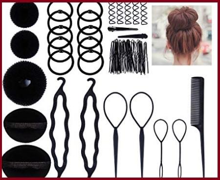 Accessori e strumenti di bellezza clip